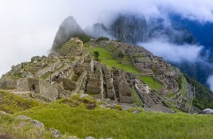 Machu Picchu, foto af Jeff Ratcliff